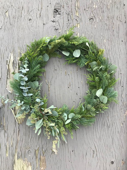 Mixed Winter Greens