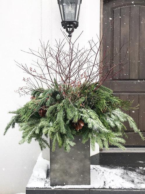 classic European planter