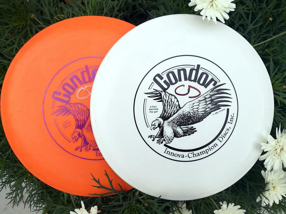 197-gram (Left) and 175-gram Condors