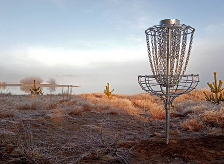 Common Problems In Disc Golf: Ranging