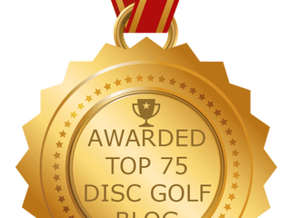 Disc Golf Blogs: We are Number 18!