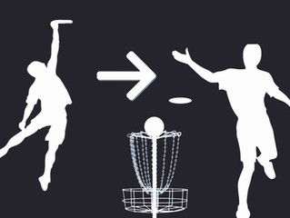 How to make the switch from Ultimate to Disc Golf efficiently and rapidly