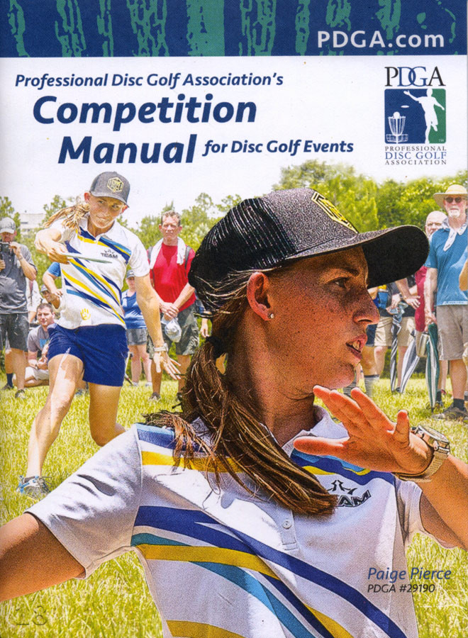 Link to the PDGA Competition Manual
