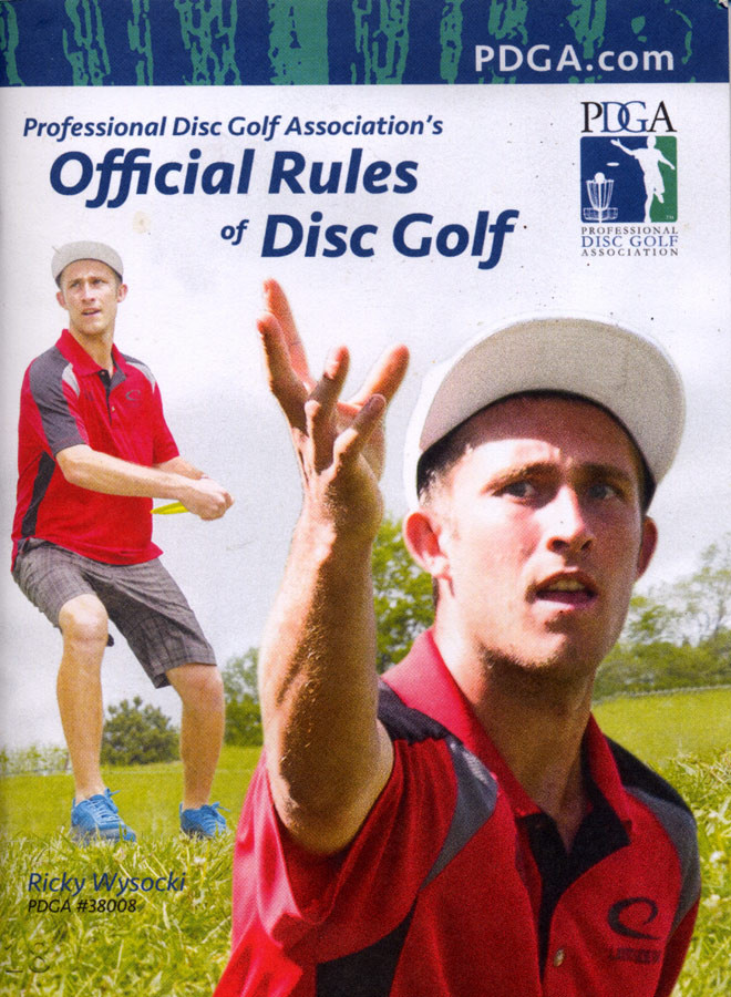 Link to the PDGA rules