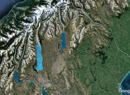 Vortica launches NZ's newest Disc Golf Course: Lake Tekapo