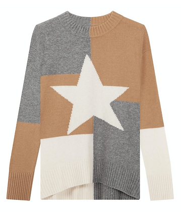 Lucky Star Knit Sweater