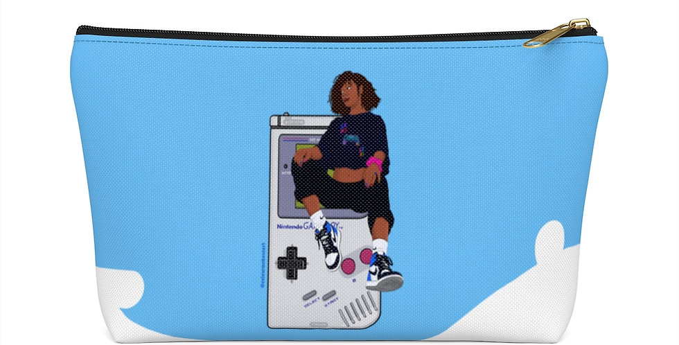 Game Girl Color Accessory Pouch w T-bottom