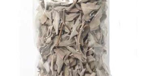 White Sage Smudge Clusters - 2oz Bag