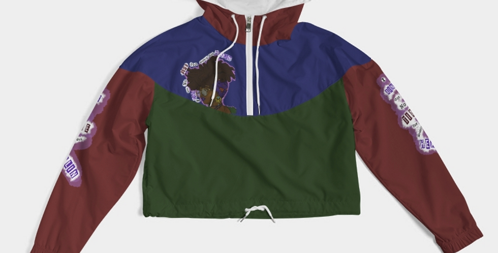 Healin' Windbreaker