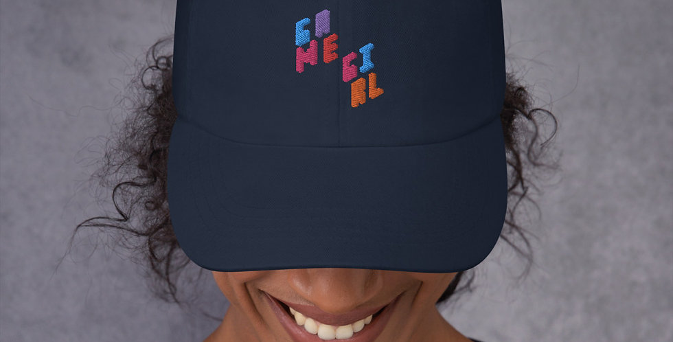 Game Girl Dad hat