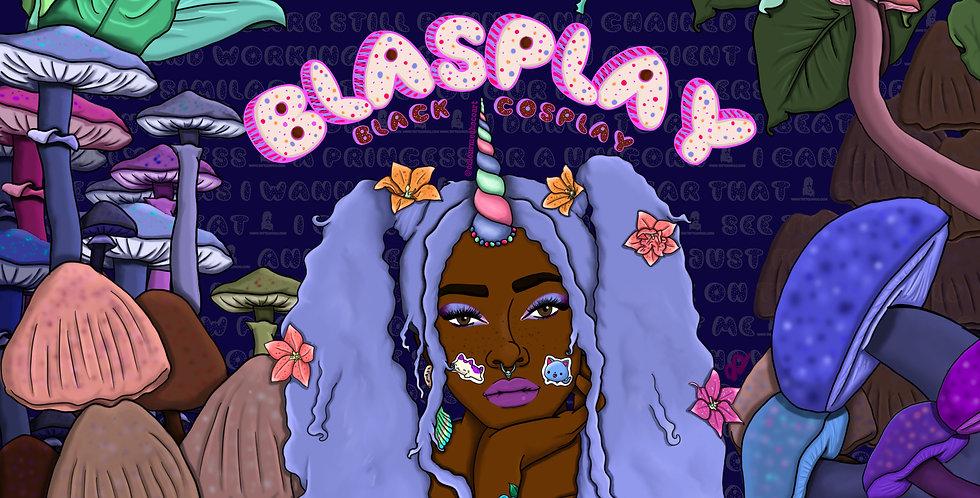 Blasplay Crop Tee