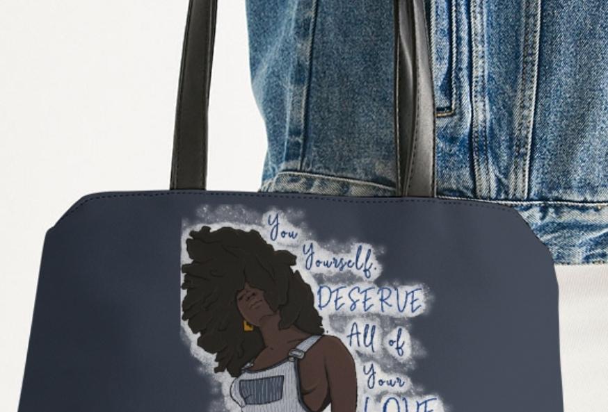 Deserve Shoulder Bag