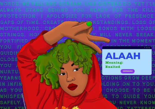 Alaah_sister