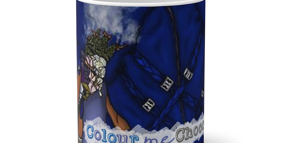 Hood Bruja Shop Color Changing Mug