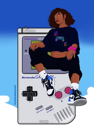 Game Girl Color