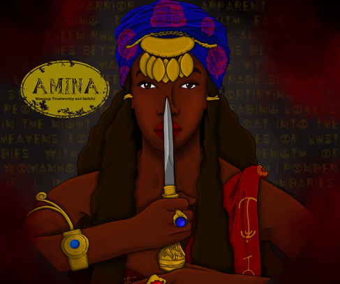 Amina of Zaria