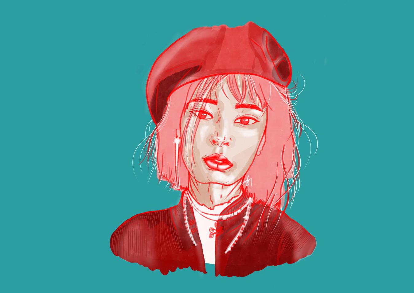 RED- HIROSE