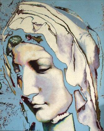 """Inspiré de """"La Vierge..."""" de Michel Ange"""
