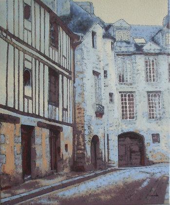 Rue des Granges, Alençon