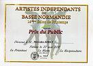 Prix du Public, Falaise, 2011
