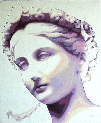 Inspiré de Flora d'Antonio Canova