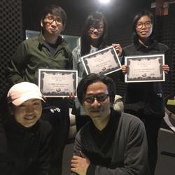 SG 配音課程