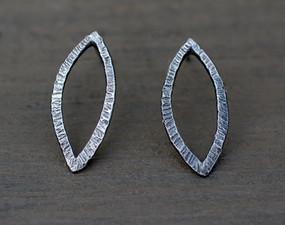 Almond Earrings