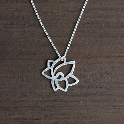 Lotus.Necklace