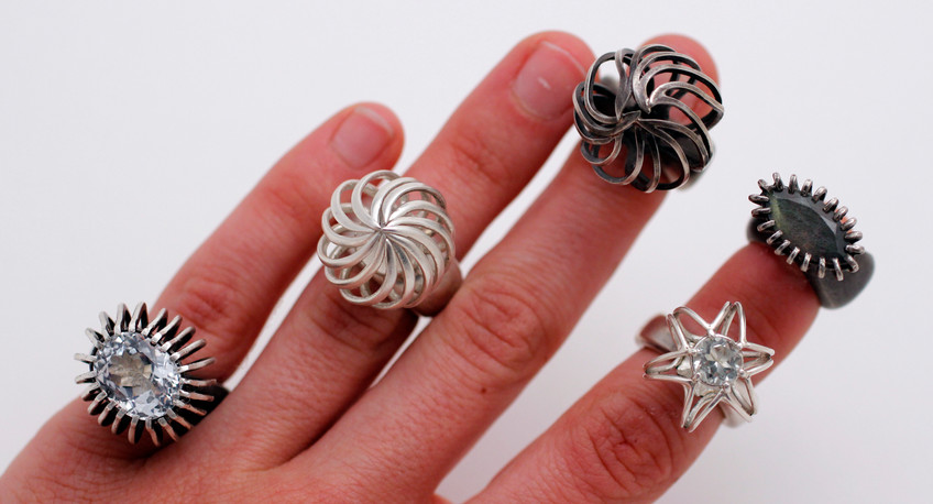 Infused Ring Series
