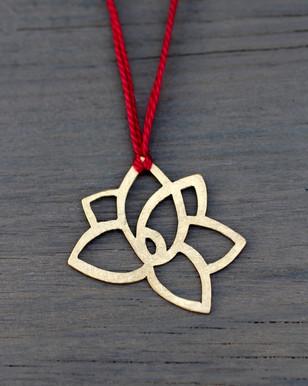 Brass Lotus