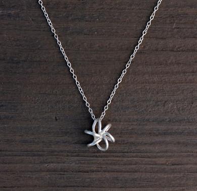 Unfurl Necklace