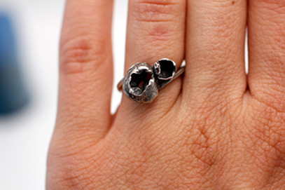 Recycled Impurities Ring #4