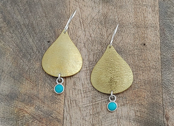 Turquoise.Earrings