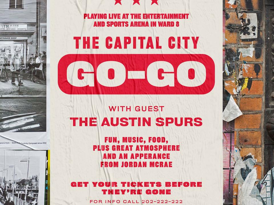 Captial City Go-Go