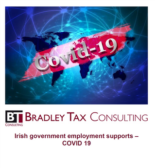 Legislation re Irish Government employment supports - COVID 19