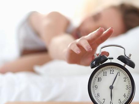 Скільки слід спати, щоб довше жити