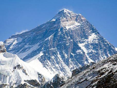 Everest at home: 19 236 тумб до Вершини