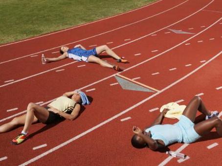 """3 """"R"""", сон та інші """"фішки"""": як відновлюватися після довгої пробіжки"""