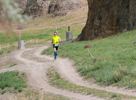 TENGRI ULTRA TRAIL: race notes