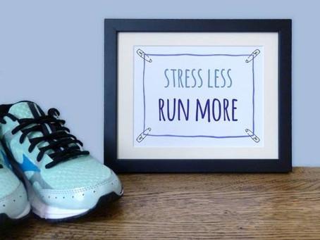 "Лекція: ""Біг, стрес, шаперони""(resume)"