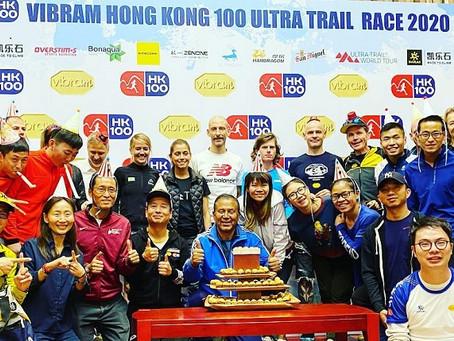 UTWT-racerev#1: Vibram Hong Kong 100 Ultra Marathon