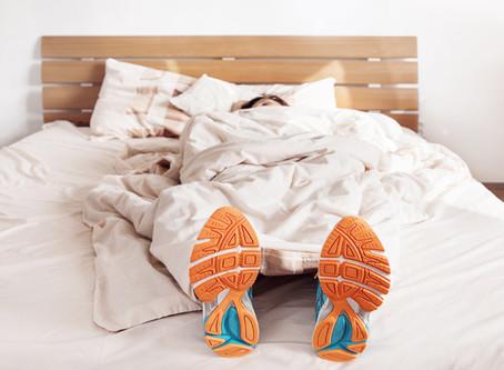 Біг і сон: алхімія спортивного результату (Part 1)