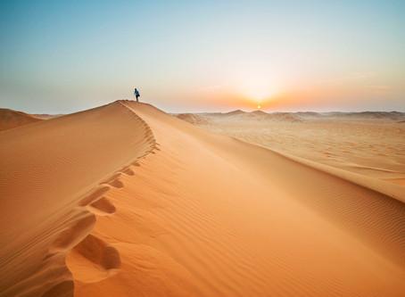 """""""Долаючи пустелю"""": пізнати свої можливості та врятувати життя..."""