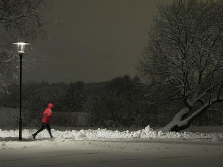 Одного вечора на Троєщині: моя перша пробіжка