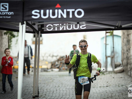 Suunto 9: 500 днів тренувань, змагань та інших випробувань