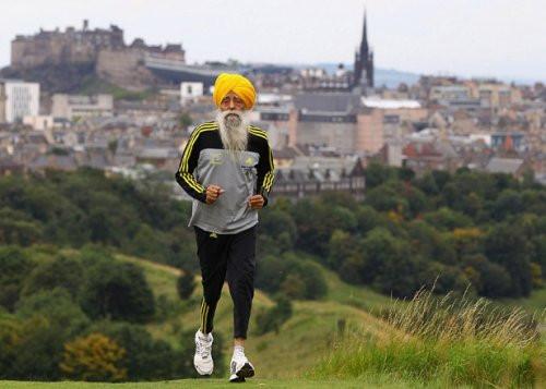 Найстаріший марафонець - Фауджа Сінгх