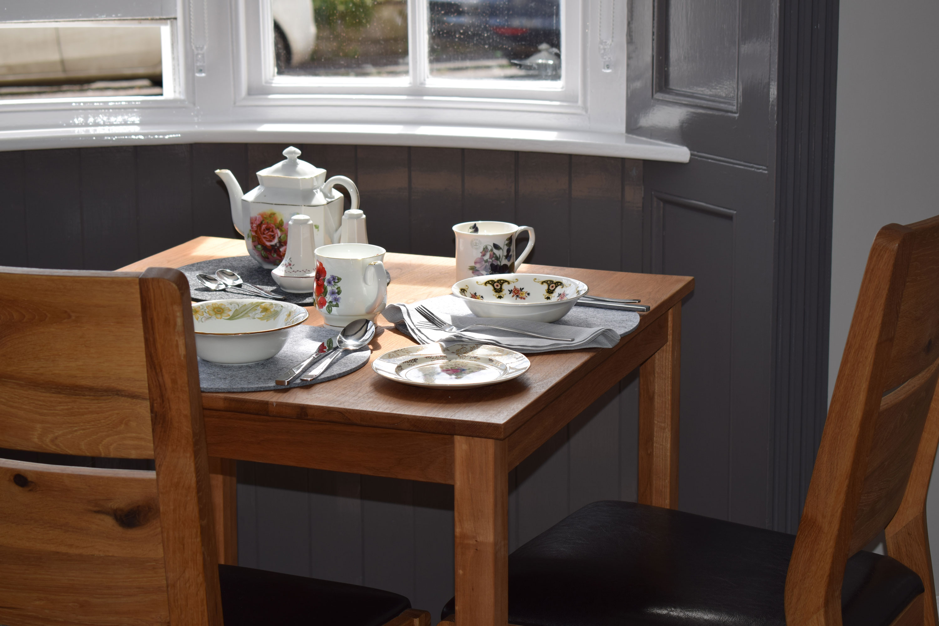 Bed and Breakfast Weymouth Dorset The View on The Terrace Sea views