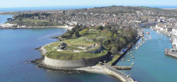 Nothe Fort The View Terrace B&B Weymouth Dorset