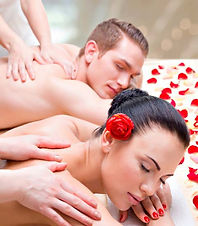 masaje para 2