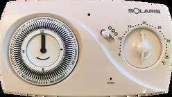 SIRIO MS: il nuovo cronotermostato Settimanale